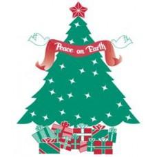 Christmas Poly Bags